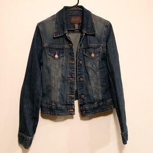 Vintage Calvin Klein Dark Denim Jacket